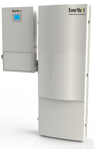Panasonic EverVolt Residential Energy Storage System