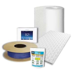 LATICRETE Strata Heat Thermal Flooring