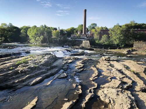 Burlington Winooski_River_Falls-web