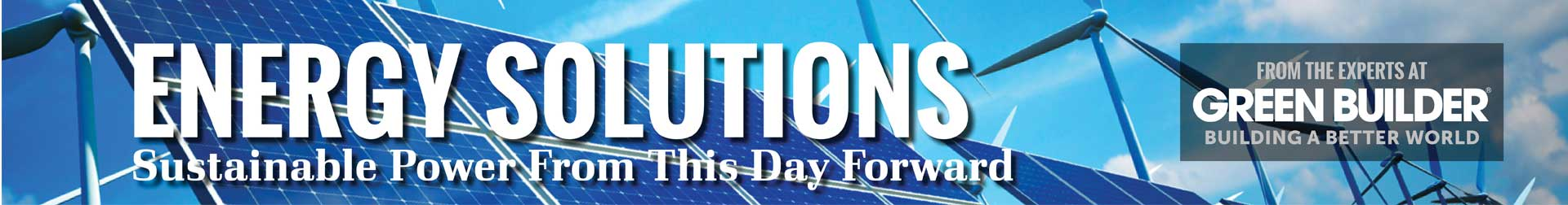Energy Solutions Banner