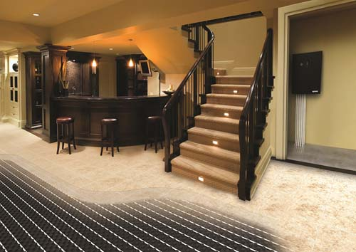 Uponor Radiant Heat