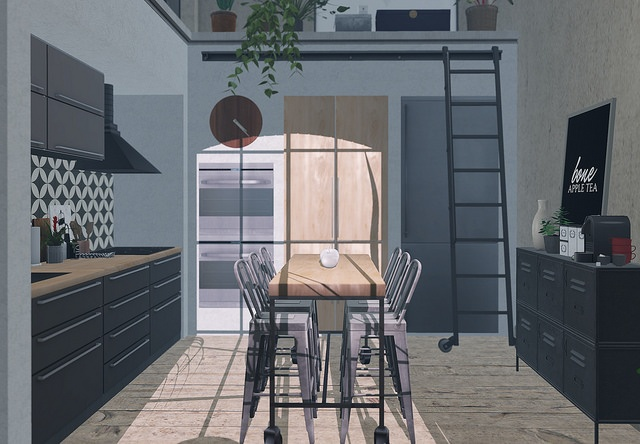 tiny space by Aria Interiors