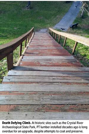 Florida's Love Affair with CCA Decking Must End