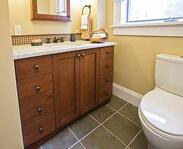 haste without waste bathroom design