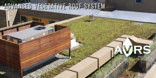 Vegetative Roof System