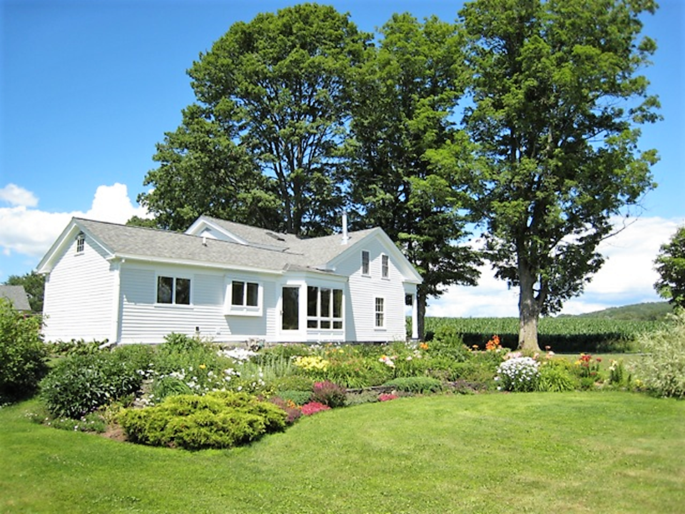 1830 Home in Hamilton, NY is an All-Electric Geothermal Masterpiece