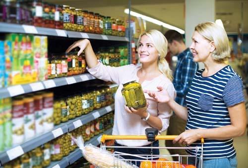 food: generational shift