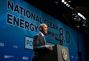 President Obama Clean Energy Summit