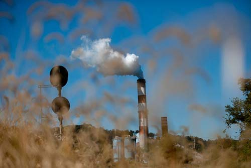 Clean Power Plan on hold
