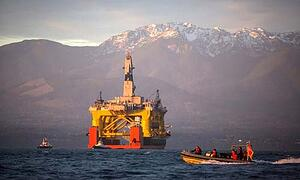 Shell Arctic Oil Drilling
