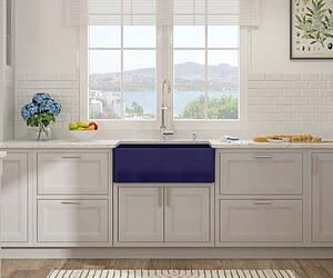 Bocchi Classico 30 Fireclay Kitchen Sink