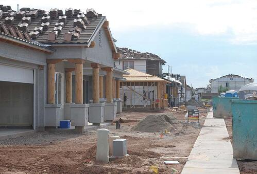 Building - home underway-carousel