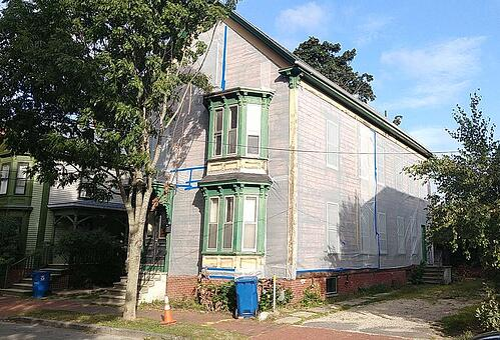 Portland building-carousel