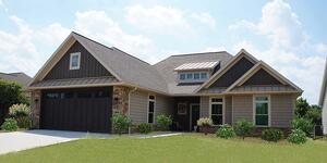 Contemporary Home Enjoys Durability, Energy-Efficiency