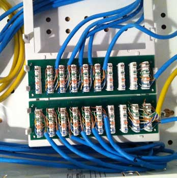 Click for Articles Covering Basic and Advanced Wiring for the Modern Home Systems