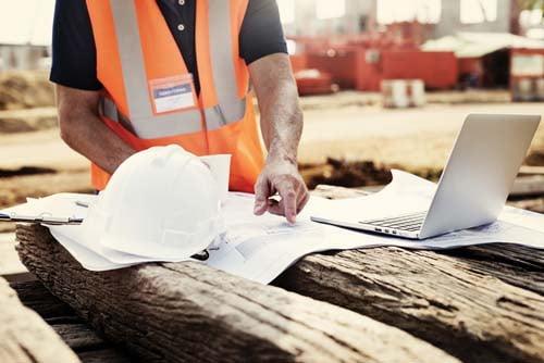 Business - Construction vendor
