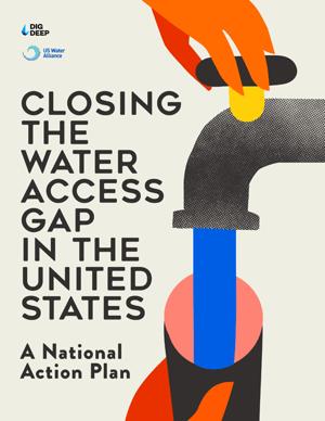 Close Water Access Gap