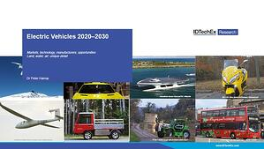 Experts Predict All-Electric Autos by 2035