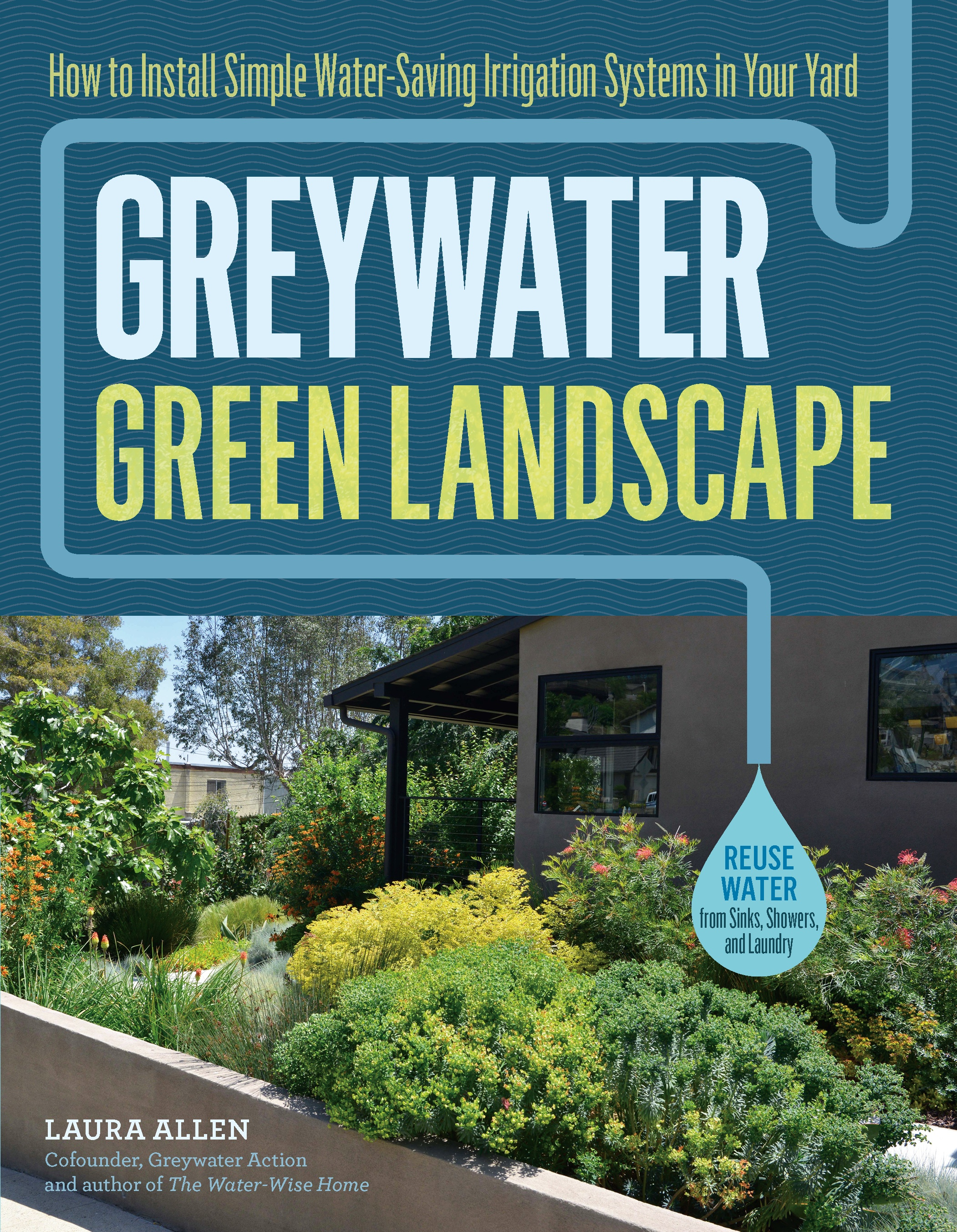 Laura Allen Greywater, Green Landscape