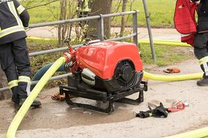 Flood Recovery: Tips for Safely Using Pumps When Cleaning Up
