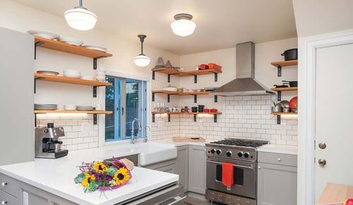 Designed for Flexibility: Kitchen