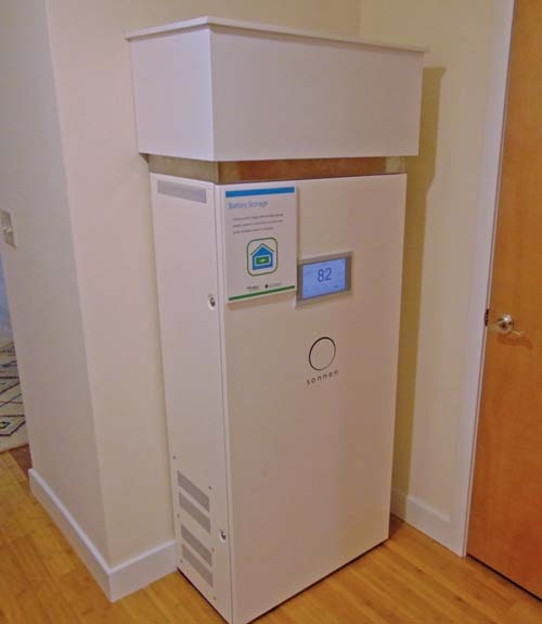 smart energy storage system