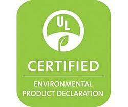Certified EPD
