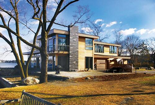 Platinum LEED Home