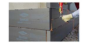 Cavitymate System Insulates and Seals Brick Exteriors Simultaneously