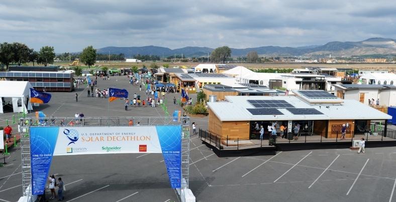 Solar Decathlon 2017