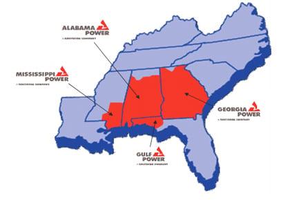 southern power domain