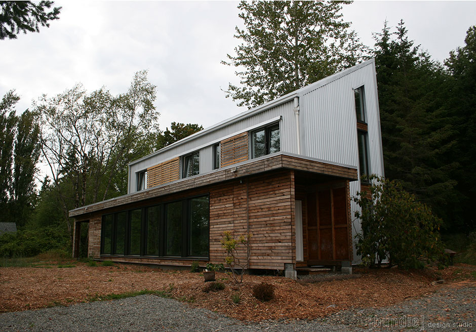 Birch Case Study House