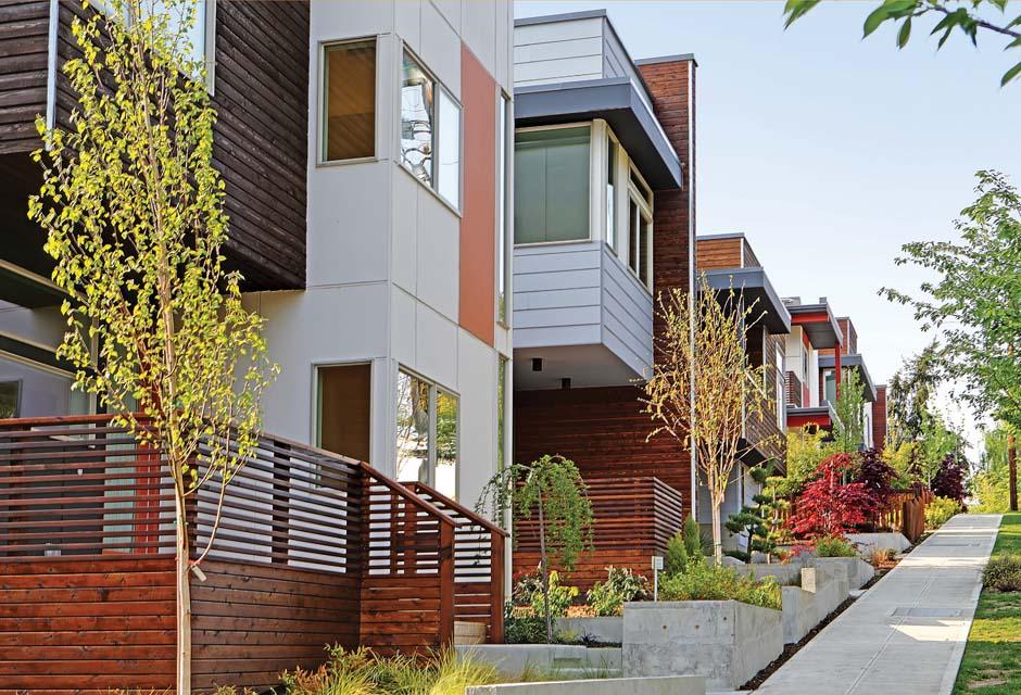 Rainier Vista 2015 Green Builder Home of the Year