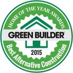 Best Alternative Construction Award Logo