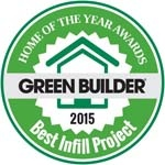 2015 Best Infill Project