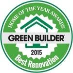 2015 Best Renovation
