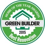 2015 Best Renovation