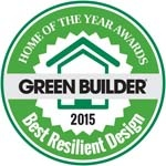 2015 Green Builder Best Resilient Design