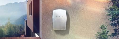 Tesla Powerwall Home Energy Storage