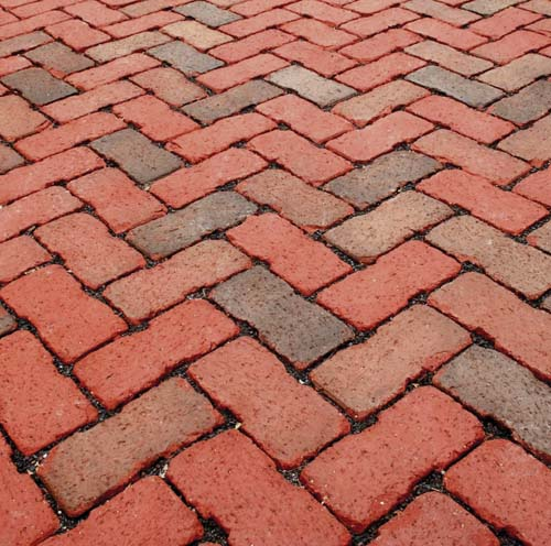 StormPave and RainPave Permeable Clay Pavers