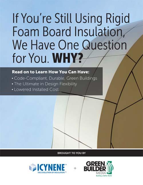 Icynene Green Builder Media Ebook