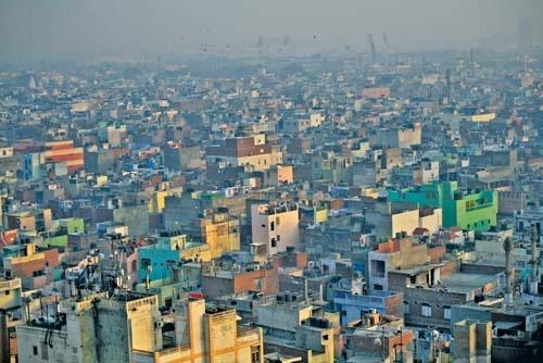 India Air Pollution 300