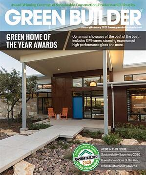 Green Home of the Year and Sustainability Awards Announced