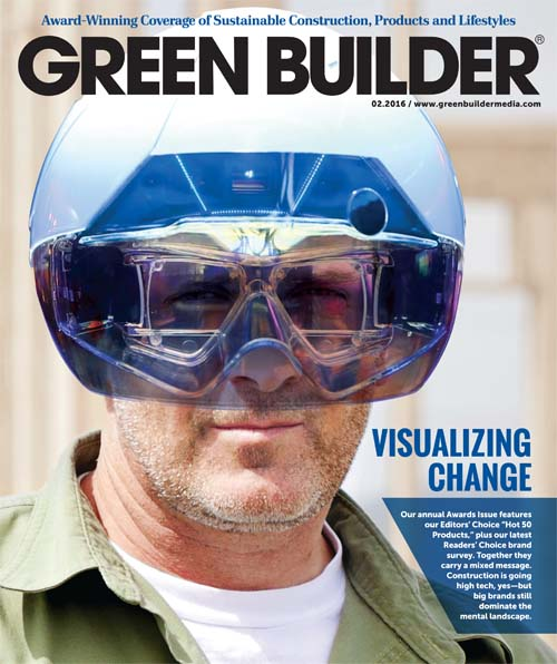 February 2016 Green Builder