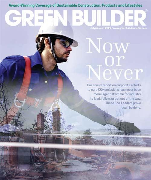 July-August 2021 Green Builder