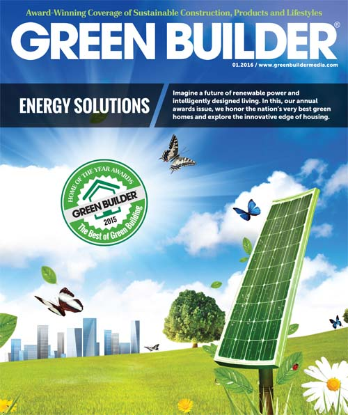 January 2016 Green Builder
