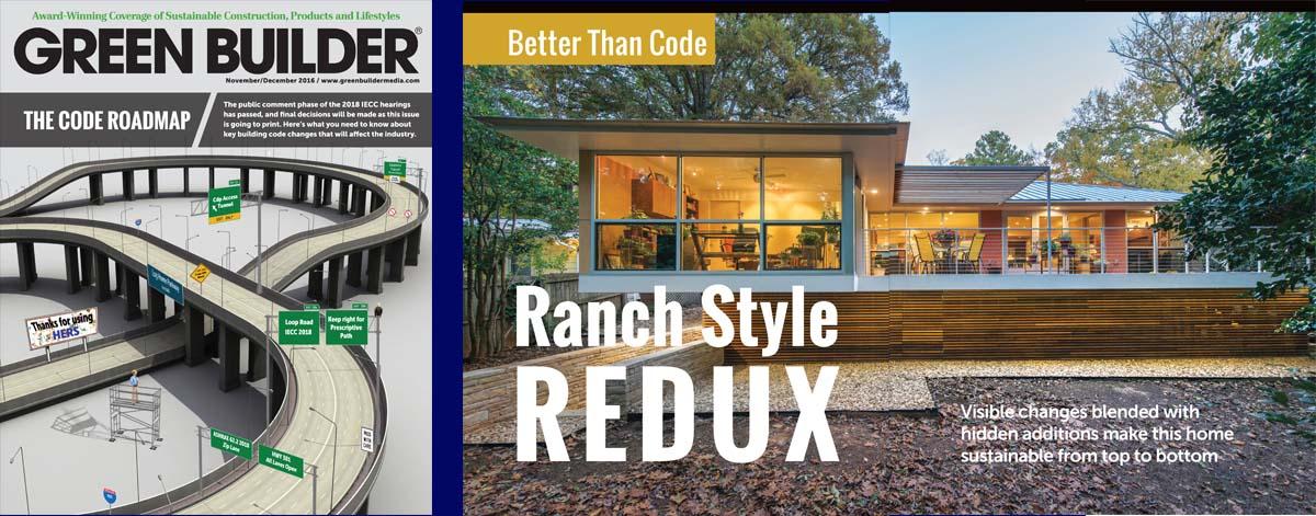 November-December 2017 issue Green Builder magazine