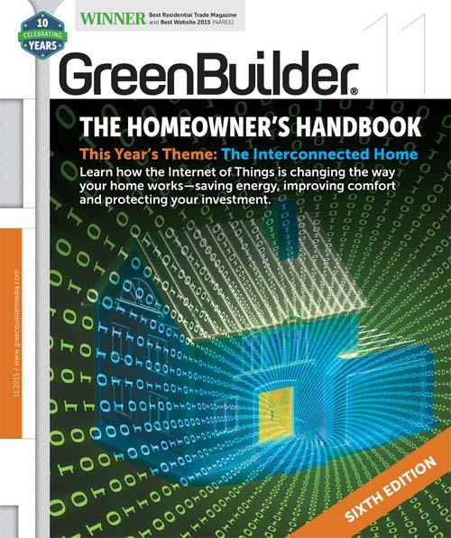 November 2015  Green Builder