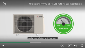 Mitsubishi Brings HVAC Systems to the Next Level