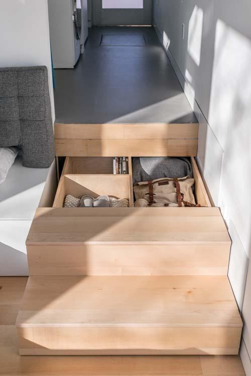 Align Project 2 - Kasita stair storage 300